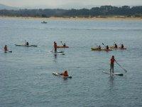 Excursion de sup y kayak