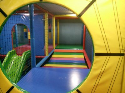 Private Birthday Party in Play Centre in Murcia