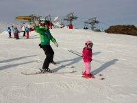 Esqui con peques