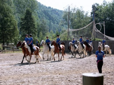 Bonus di 10 lezioni di equitazione ad Abella