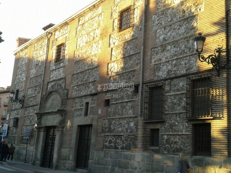 Convento reale a piedi nudi