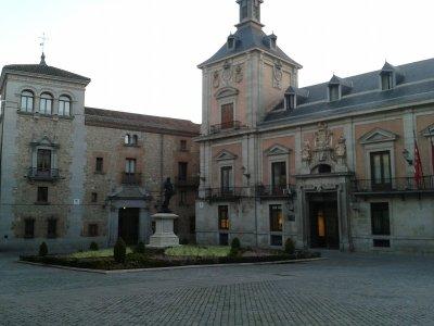 Visita guiada Madrid de Los Austrias para colegios