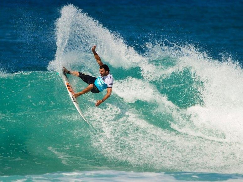 Pirueta de surf