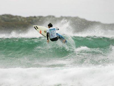 Curso de iniciación al surf de 10 días en Vizcaya
