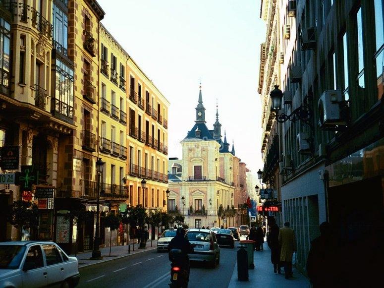 发现马德里的每个令人惊奇的角落