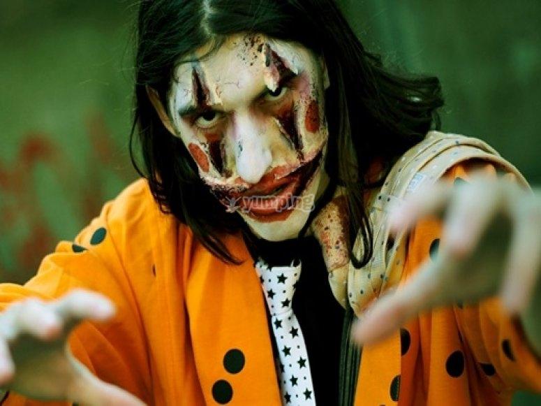 El zombie va a por ti