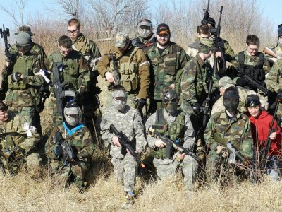 Airsoft en Madrid con misiones