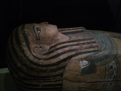 Museo arqueológico sala Egipto precio niños