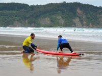 Corso di surf a Villaviciosa per 2 ore e 30 min