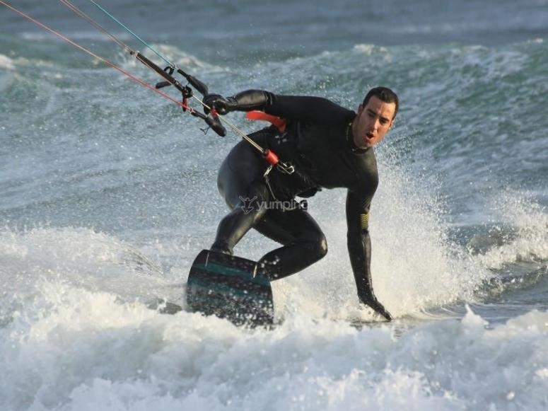Kitesurf ad Almería