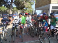 Cycling excursion