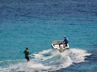 Activities at sea