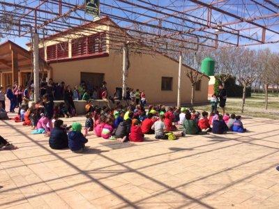 Holy Week English Immersion Camp, Juneda