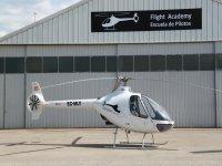基地的直升机