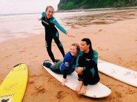 Surf Camp Settimana Santa nelle Asturie