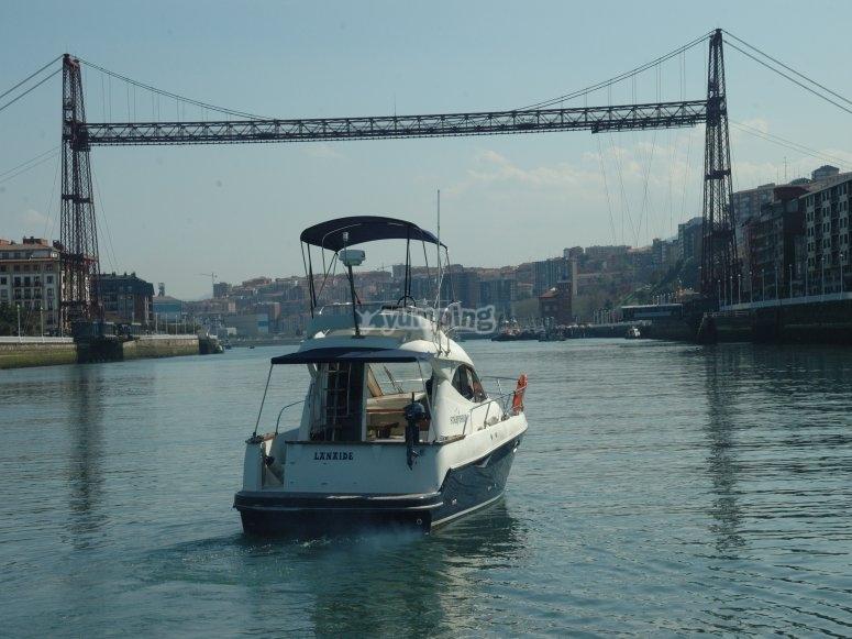 Despedida de soltera en barco