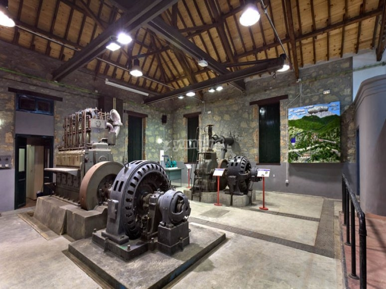 参观Fabrica de la Luz