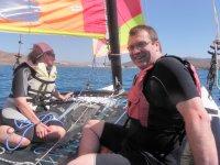 Rutas en catamarán en Fuerteventura