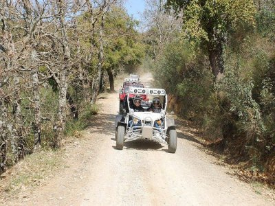 Two-seater buggy in Badajoz 3 hours