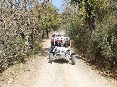Ruta en buggy biplaza en Badajoz 3 horas