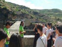 Gymkana para colegios en la sierra de Madrid