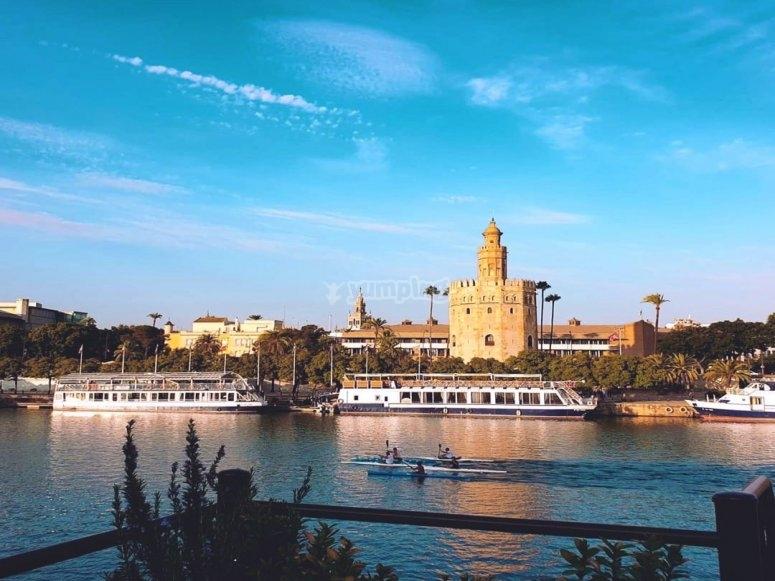Crucero en Sevilla