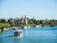 Navegando por Sevilla