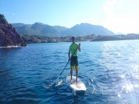 SUP in Llanes