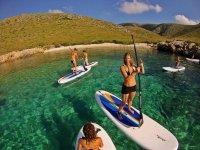 Paddel Surf en Mallorca y snorkel con fotos