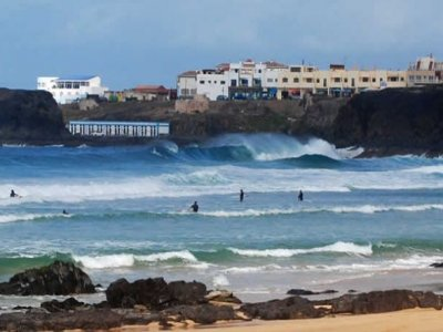 Curso de surf Fuerteventura 3 días
