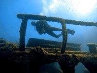 Curioseando en el fondo del mar