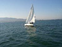barco de navegacion escola nautica focus