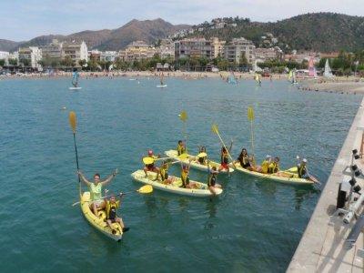 GenWind Roses Kayaks