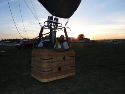 Exclusive Balloon Flight in Toledo + Breakfast