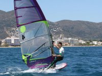 Private windsurfing class with coach