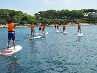 Curso de Paddle Surf en Santander 1,5h