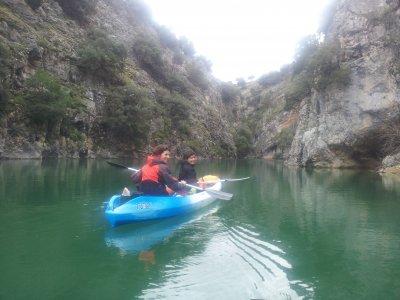 Multiadventure in Cazorla 3 attività