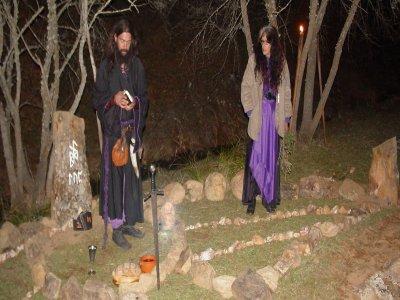 Celtic spring party Viso del Marqués
