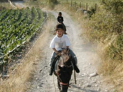 Pony para niños en Andorra 30 minutos