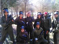 Batalla de Paintball Granada 2 horas