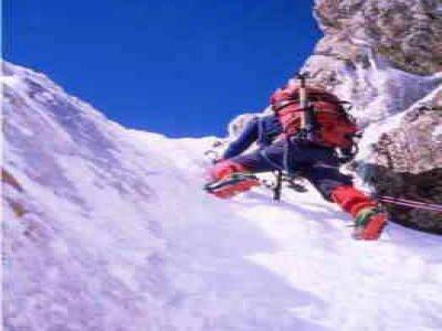 Alpino Tabira Escalada