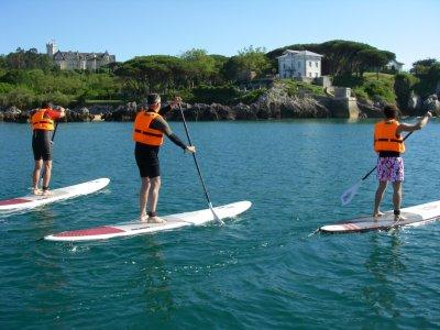 Noleggio attrezzatura da paddle surf a Santander 1h