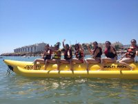 Paseo en Banana Boat Alcossebre 20 minutos