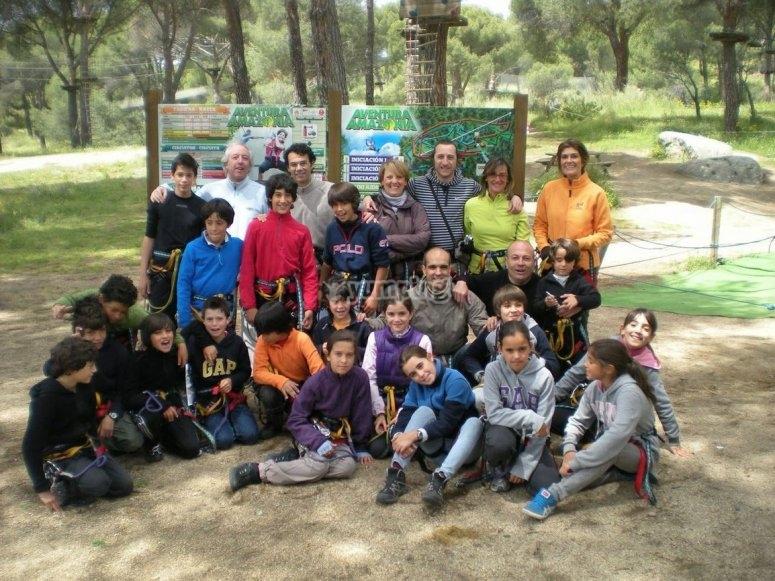 Children in our park