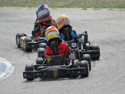 Learn to pilot a Go-kart in Madrid 4 hours