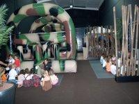 Diversas actividades en nuestras instalaciones
