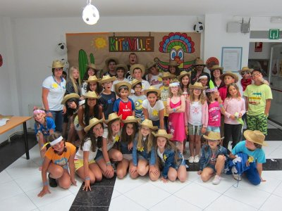 Kith English & Activities Campamentos de Inglés