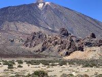 Volcán del Teide en la Isla de Tenerife
