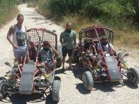 Excursión en buggy Benidorm