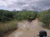 Paseo en buggy Fuentes del Algar